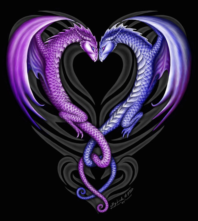 soulmate love sweetheart 3 3 3 SOULMATES DRAGONS